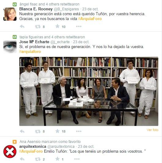 twitts arquiaforo