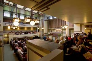 Unity Temple Sunday Service