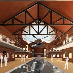 Cómo convertir una antigua cárcel en una escuela deinventores.