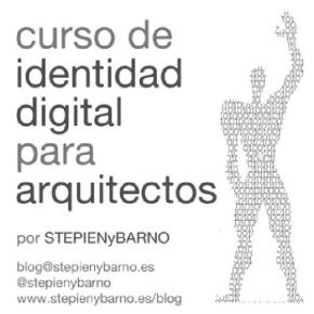 Sorteo de una plaza para el curso online de Identidad Digital paraArquitectos.