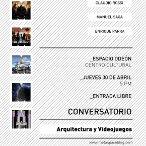 MetaSpace presenta en Espacio Odeón[Bogotá]