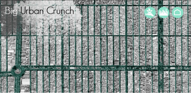 big urban crunch