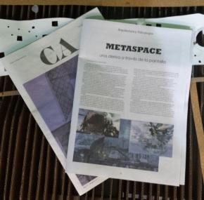 Estrenamos colaboración con el Periódico CA (Cine yArquitectura)