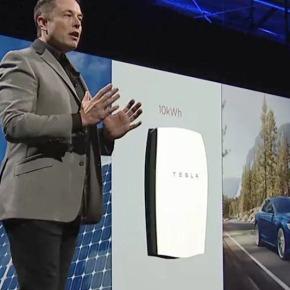 Tesla Powerwall, un nuevo paso hacia la sostenibilidad que desafía el poder de laseléctricas.