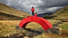 El puente de papel de SteveMessam