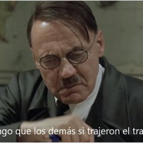 Hitler profesor de proyectos…