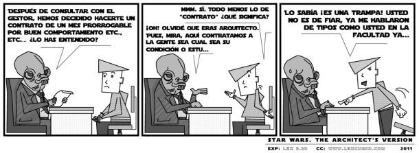star wars becario lexcurso