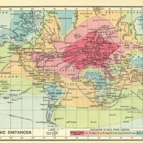 Indicadores de transporte en el mundo antes de la GranGuerra
