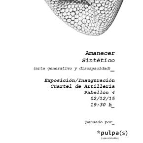 Amanecer sintético de*pulpa(s)