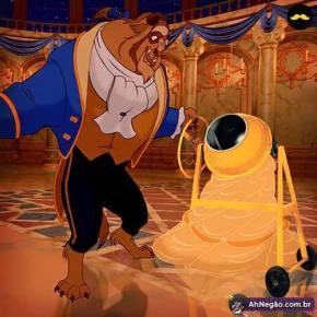 Si las princesas Disney fuesen hormigoneras…