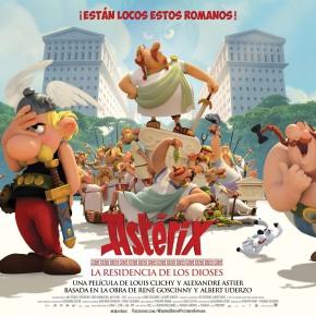 Asterix y la explicación del proceso degentrificación