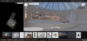Pasea por el Guggenheim de NY gracias a Google StreetView.