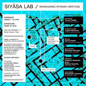 [Taller] Siyâsa Lab / Reimagining SpanishHeritage