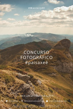 Concurso fotográfico #paisaxeé de la Fundación Juana deVega