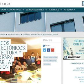 Entrevista a Pedacicos en CTEArquitectura