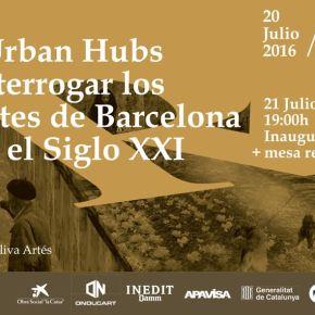 R_Urban Hubs: Interrogar los límites de Barcelona en el SigloXXI