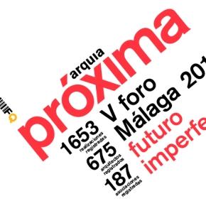 [Concurso] Premio Votación On-Line del V Foro Arquia/Próxima 2016: FuturoImperfecto