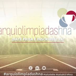[Post Patrocinado] Arquiolimpiadas HNA – Salud4.0