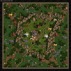 Recopilación de mapas devideojuegos