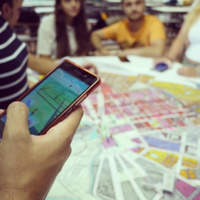 Ruta Pokemon GO Aranjuez2016