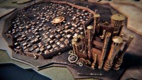 Game of Thrones: Política y fundación urbana en ciudades deficción