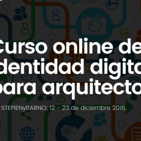 [Concurso] Plaza en curso online de identidad digital paraarquitectos