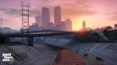 GTA V - Rockstar Games 2013