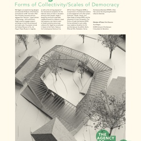 #Foros2017 Forms of Collectivity / Scales of Democracy – By Rafi Segal [UIC Barcelona]