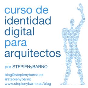 Sorteo Plaza en 7º Curso de Identidad Digital deStepienybarno