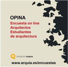 [Ampliación Plazo] Encuesta online Arquitectos/Estudiantes byArquia