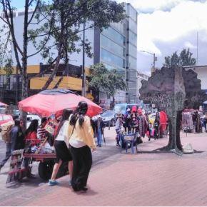 Escenario y Sensaciones de la Ciudad Posmoderna: el barrioChapinero